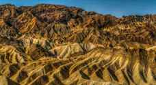 Death Valley records highest temperature on earth