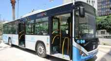 Amman Bus will refuse passengers without Aman app