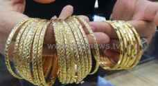 Gold prices in Jordan continue to rise