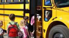 Eight students injured in school bus accident in Salt