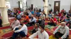 Mosques open for Friday prayer