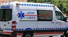 Nine injured in 12-vehicle pileup in Ajloun