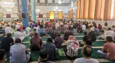 Mosques open for Friday prayer during 24-hour lockdown