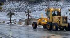 Jordanian government prepares for winter
