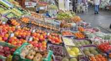 Central market receives nearly double amount of fresh produce after lockdown