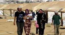 More than 500 displaced Syrians leave Al-Hol camp