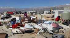 Nearly 300 Syrian families flee Lebanese town following racist attacks