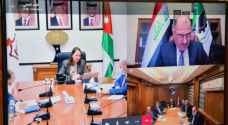 Jordan,  Iraq and Egypt discuss economic cooperation