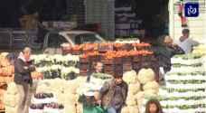 Hundreds of job vacancies for Jordanians at Central Market
