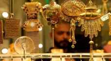 Gold prices drop in Jordan