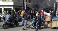 Protesters, security forces clash in Lebanon