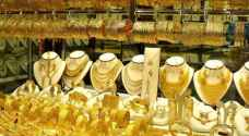 Gold prices rise in local Jordanian market