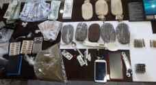 PSD arrests 'dangerous' drug dealer in Ramtha