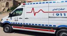 One dead, six injured in car accident in Irbid