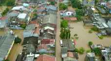 Five killed in Jakarta floods