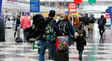US airports record highest number of passengers since March 2020