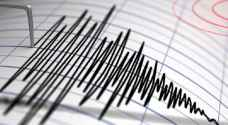 Jordan Seismological Observatory records 3.8 magnitude earthquake in Egypt