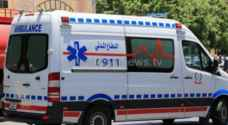One dead, six injured in accident in Ghor al-Safi: PSD