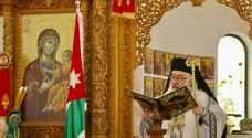 IMAGES: Jordan's Greek Orthodox community celebrates Jordan's centenary