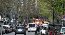 One dead, one wounded in shooting outside Paris hospital