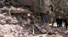 Three killed as five-storey building collapses in Egypt