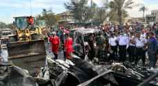 One killed, 12 injured in Baghdad explosion