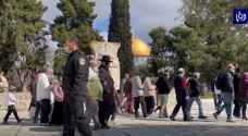 Israeli Occupation continues to violate rights of worshippers at Al Aqsa