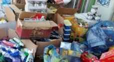 Authorities in Mafraq destroy 600 liters of juice since start of Ramadan