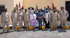 Canada celebrates refurbishment of 11 border towers for Jordanian Armed Forces