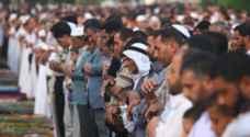 Main hall for Eid prayer established at Al-Hussein Sports City: Awqaf Ministry