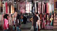 Ramtha markets complain about curfew hours, slow commercial activity