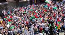 Popular protests represent Jordanian solidarity with Palestine: government