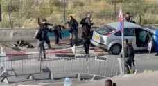 UPDATE: IOF kills Palestinian who rammed car, injured six Israeli Occupation officers