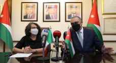 Jordan receives €235 million development aid package from Italy