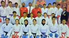 Jordanian karate team begins training camp in Russia ahead of Olympic qualifiers