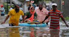 At least three killed, two missing from floods and mudslides in Sri Lanka