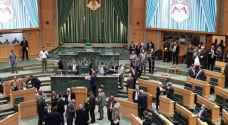 Parliament decides to dismiss MP Osama al-Ajarmeh following offensive statements