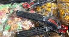 Customs thwarts smuggling of fireworks, bead pistols and steroids