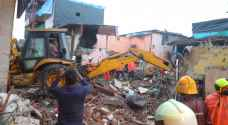 At least 11 dead after building collapses in Mumbai