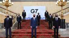 G7 summit aspires to achieve 'historic' progress in addressing epidemics