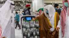 IMAGES: Saudi Arabia uses robot to provide Zamzam water to worshippers