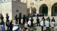 Settlers storm Al-Aqsa Mosque through Al-Mughrabi Gate