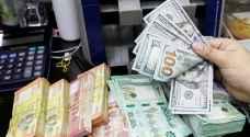 Lebanese pound sees record drop