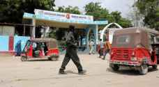 At least 15 dead in suicide bomb attack at Somalia army camp