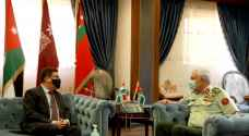 Army chief meets with Hungarian Ambassador