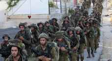 IOF detain six Palestinians from Nablus