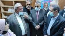 Hawari emphasizes need to develop medicine distribution mechanism in Karak, greater Jordan
