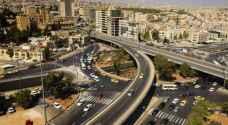Temperatures stabilize until  Wednesday in Amman