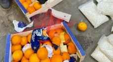Saudi Arabia foils smuggling attempt of captagon pills in oranges