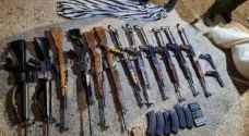 IOF thwarts smuggling of weapons from Jordan, arrests three people: Palestinian media